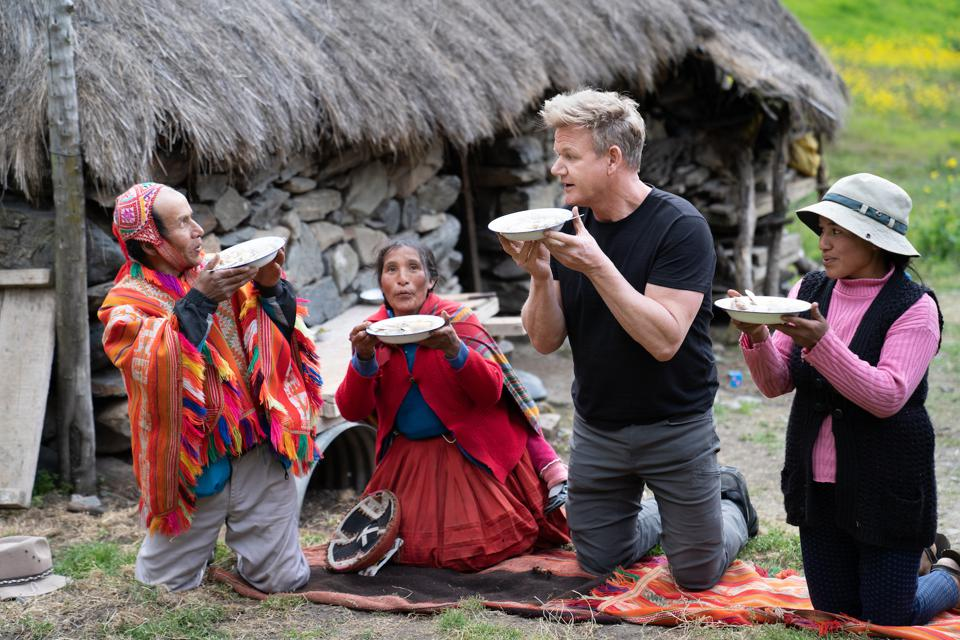 Gordon Ramsay: Uncharted premiers Sunday, July 21st at 10/9c on National Geographic.