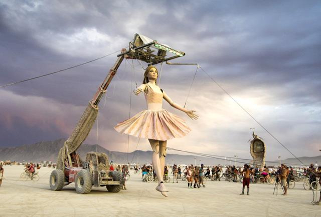 Burning Man 2019: Sneak Peek At This Years Outrageous Art Installations