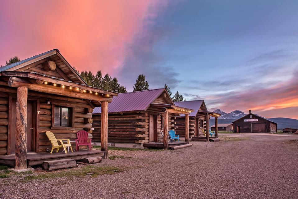 Triangle C Cabins