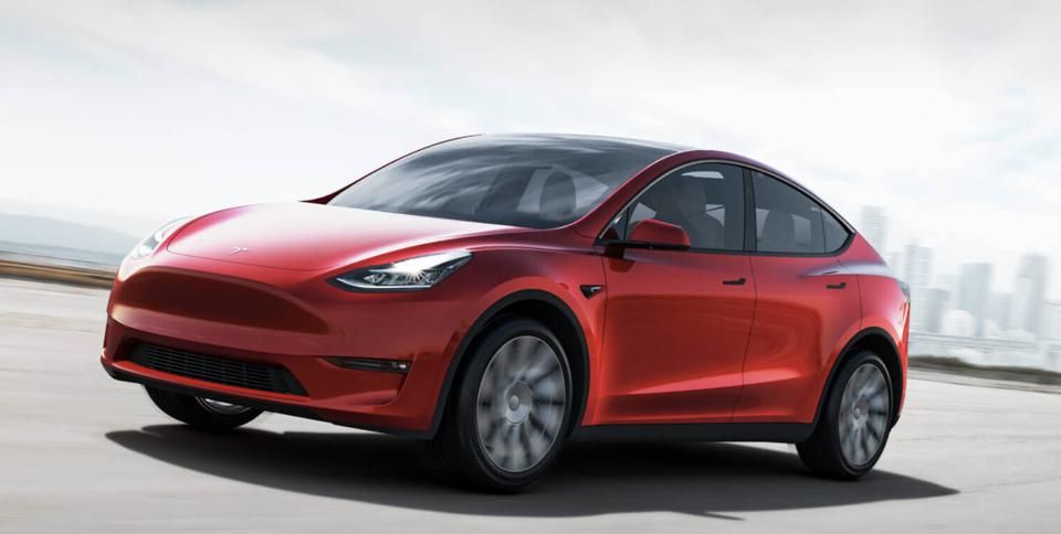 The Model Y could be another top-selling Tesla.