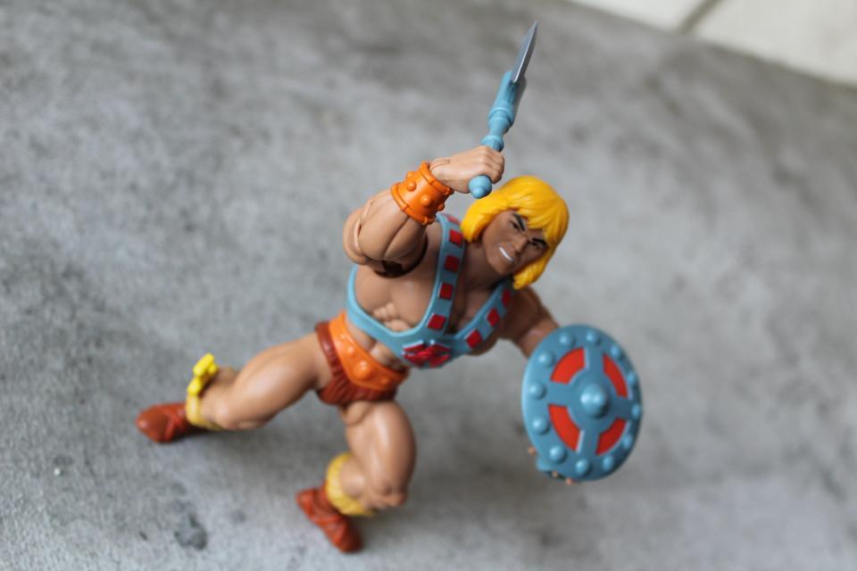 He-man articulation Origins