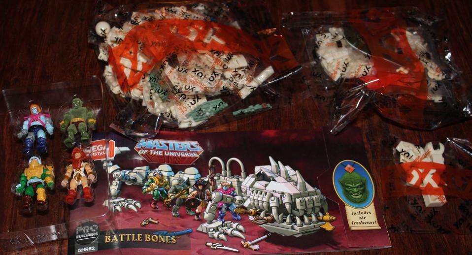 Mega Construx Battle Bones