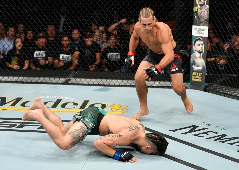 UFC Fight Night: Faber v Simon