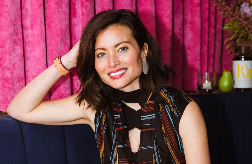 Jen Batchelor, founder of Kin Euphorics, Credit: Lindsay Fondo, Courtesy of Kin