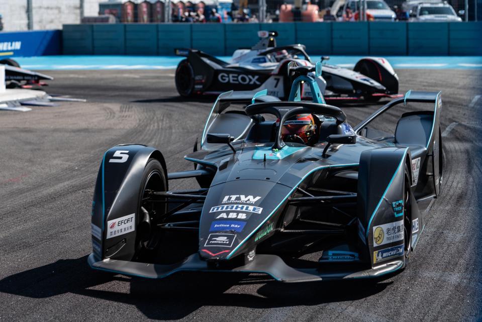 2019 NYC Formula E E-Prix