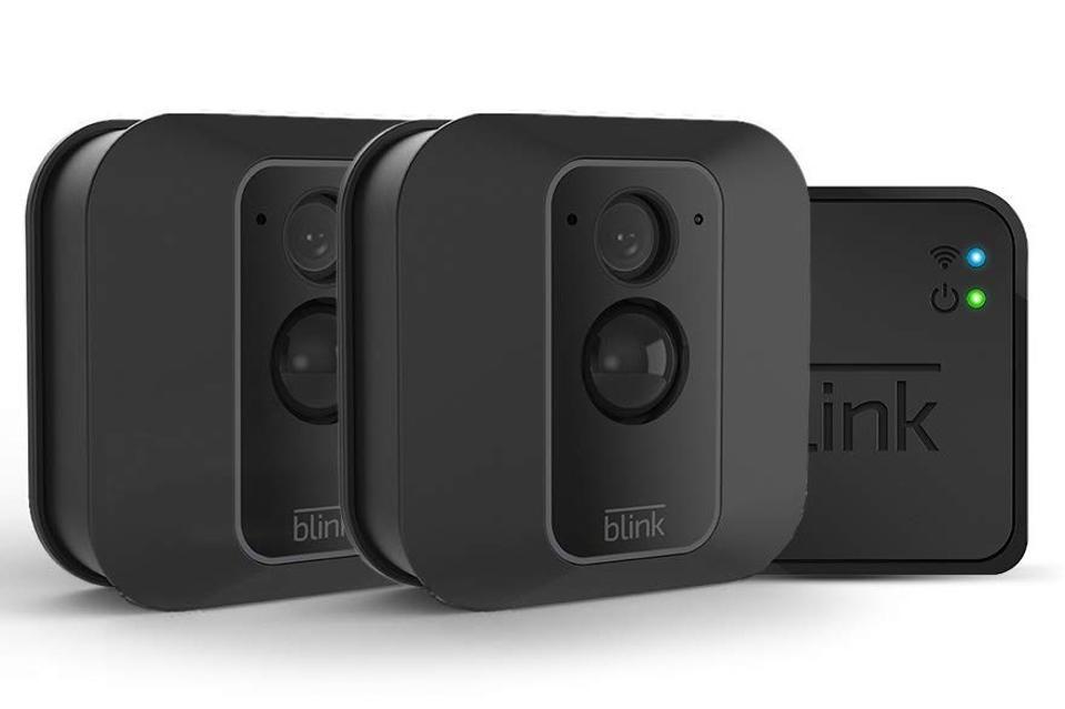 Blink Indoor/Outdoor Camera 2-pack