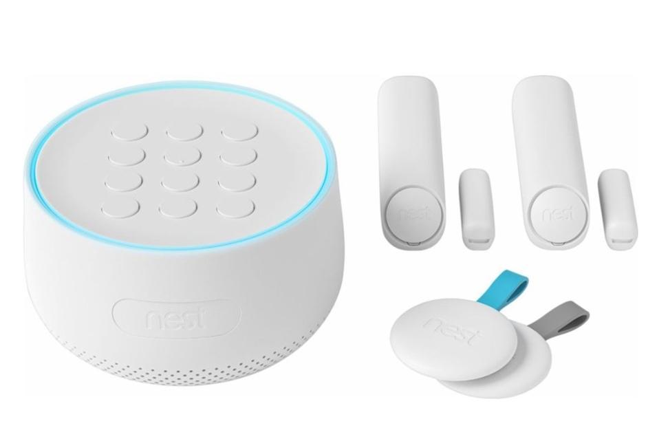 Google Nest Secure Starter