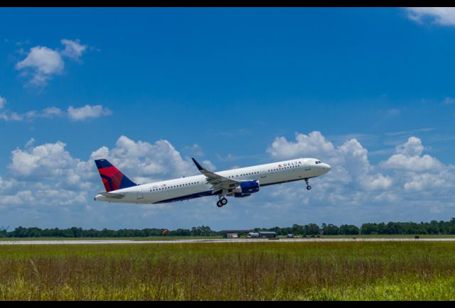Delta Air Lines And Airbus Test Carbon Neutral Aircraft Deliveries