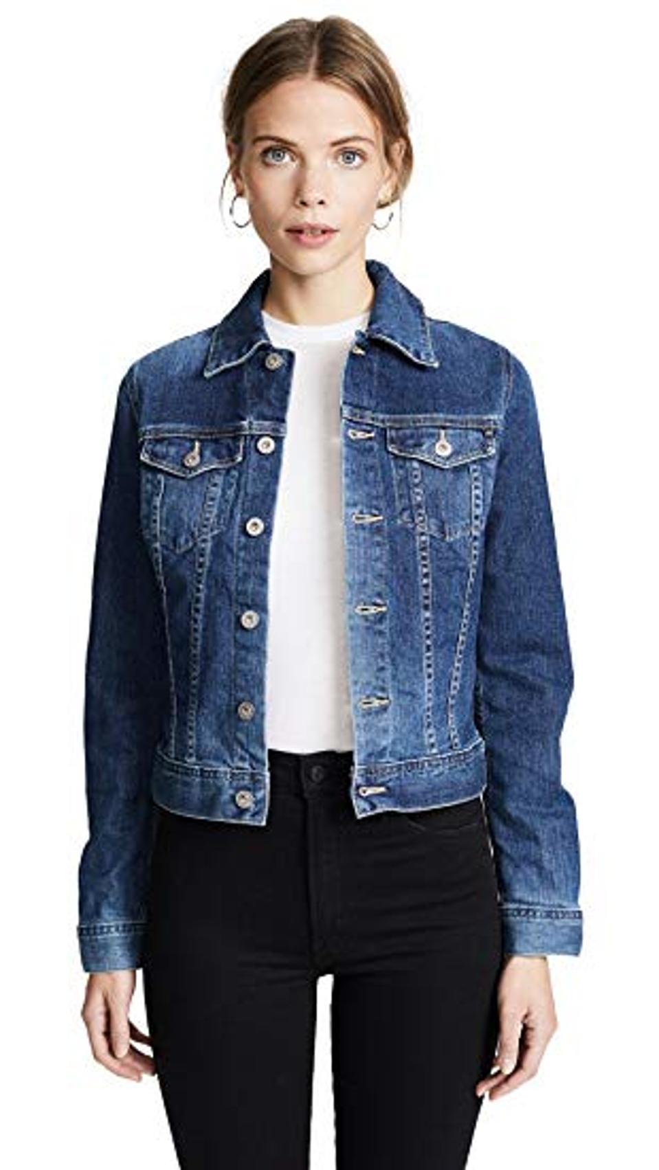 AG Adriano Goldschmied Women's Robyn Denim Jacket