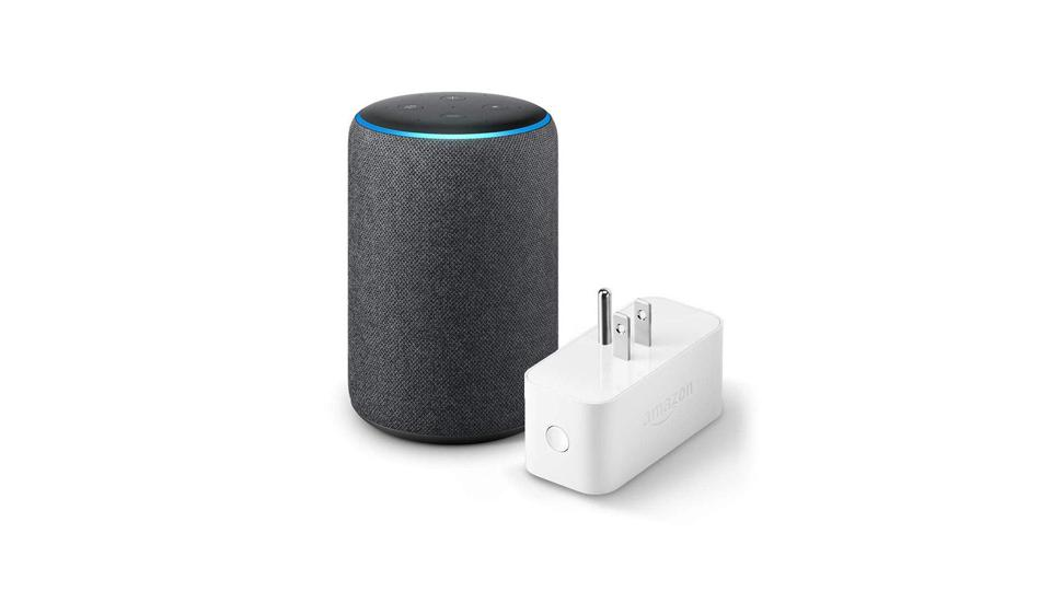 Echo Plus with Smart Plug