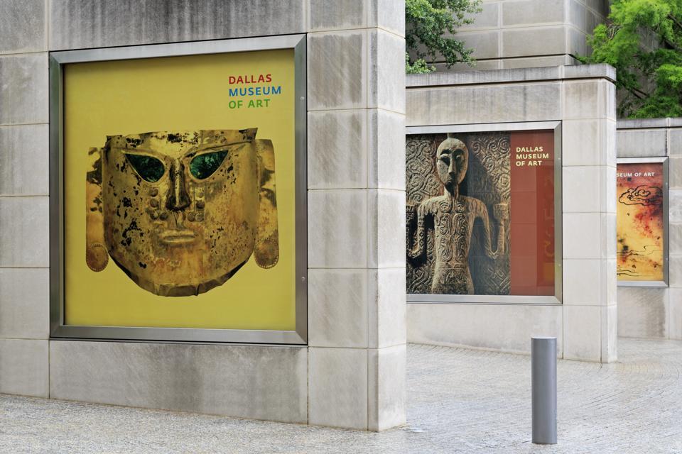 Museum of Art, Dallas, Texas, USA