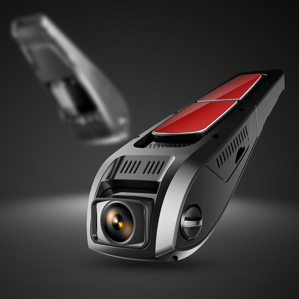 The Pruveeo F5 is a basic HD dashcam with all the features you need for not much cash.