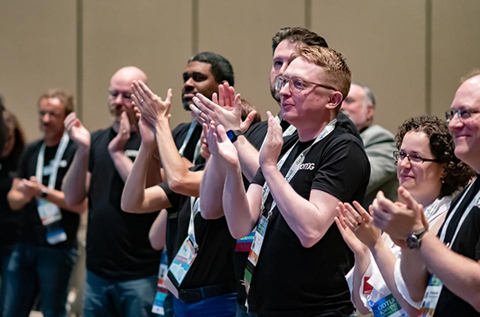 ODTUG members find lots to cheer about at their annual Kscope meeting.