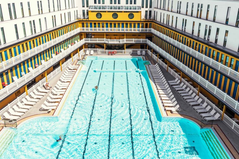 Molitor's pool