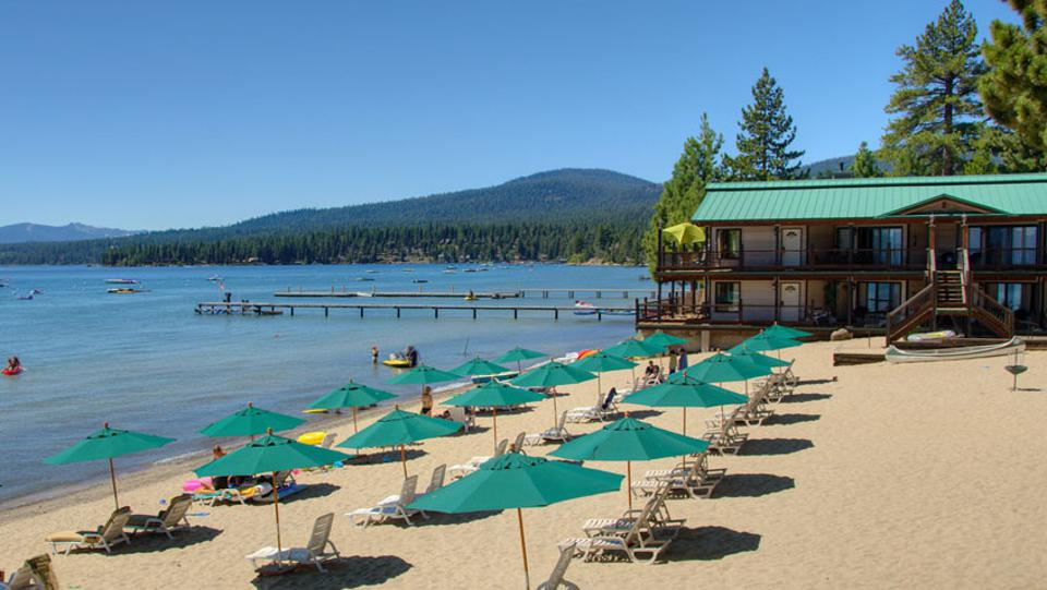 The Best Family Resorts In Lake Tahoe