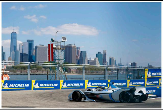 Formula E Electric Car Race In Brooklyn Provides All The Thrills, None Of The Roar