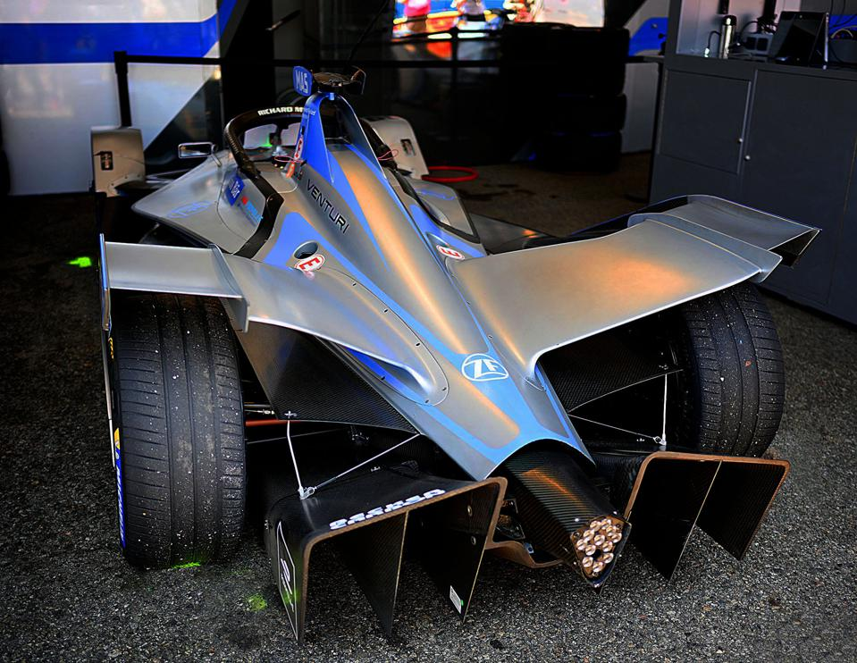Formula E Electric Car Race In Brooklyn Provides All The Thrills ...