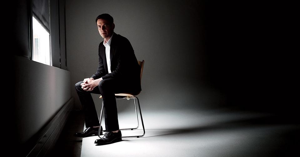 Citizen founder Andrew Frame