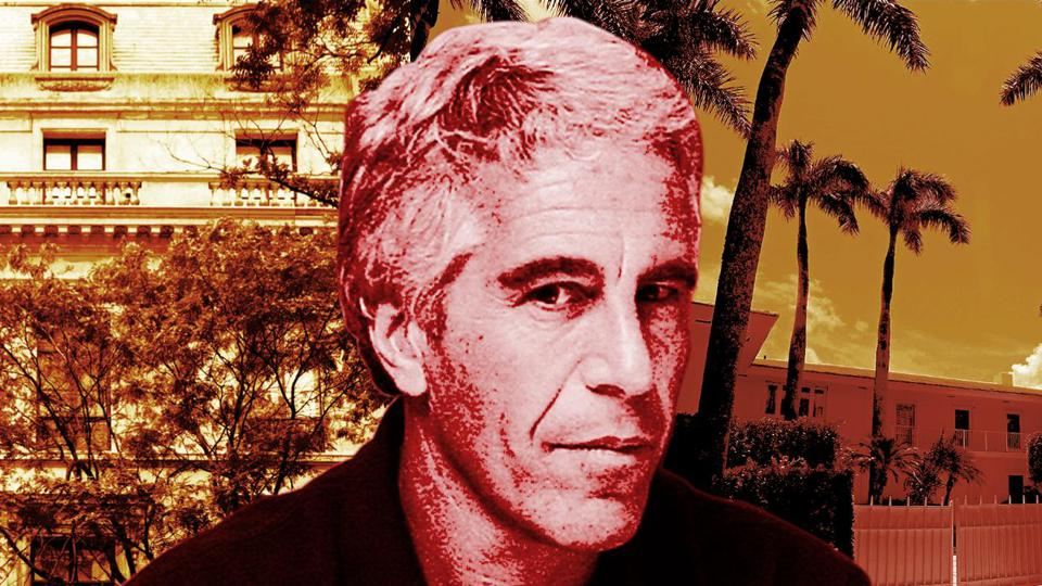 Jeffrey Epstein's contacts list once included Donald Trump, Bill Clinton and Prince Andrew
