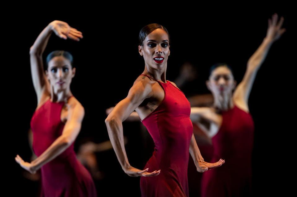 Victor Ullate present his last work '30 anos de danza'