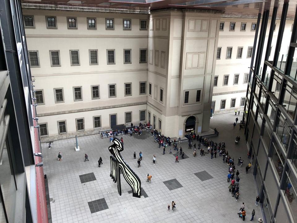 museo nacional centro de arte