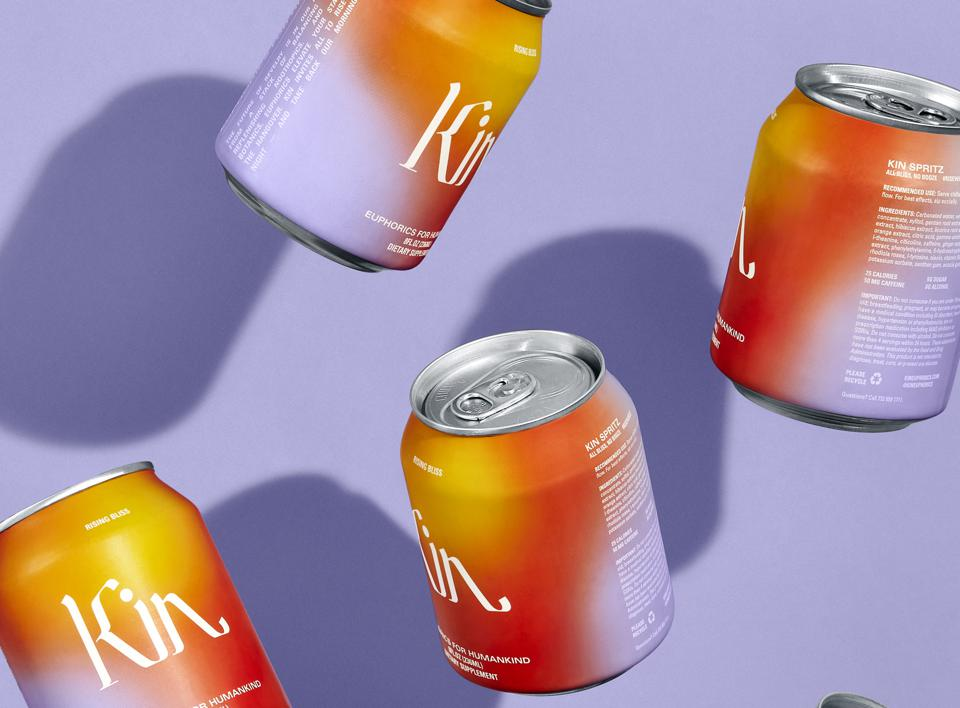 Kin Spritz, the new launch from alcohol-free brand Kin