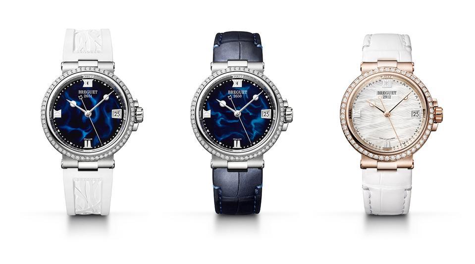 2019 Women's Marine watches