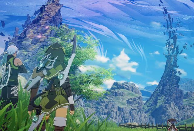 Blue Protocol Is A Gorgeous Online Action RPG From Bandai Namco That Looks Like A Playable Anime