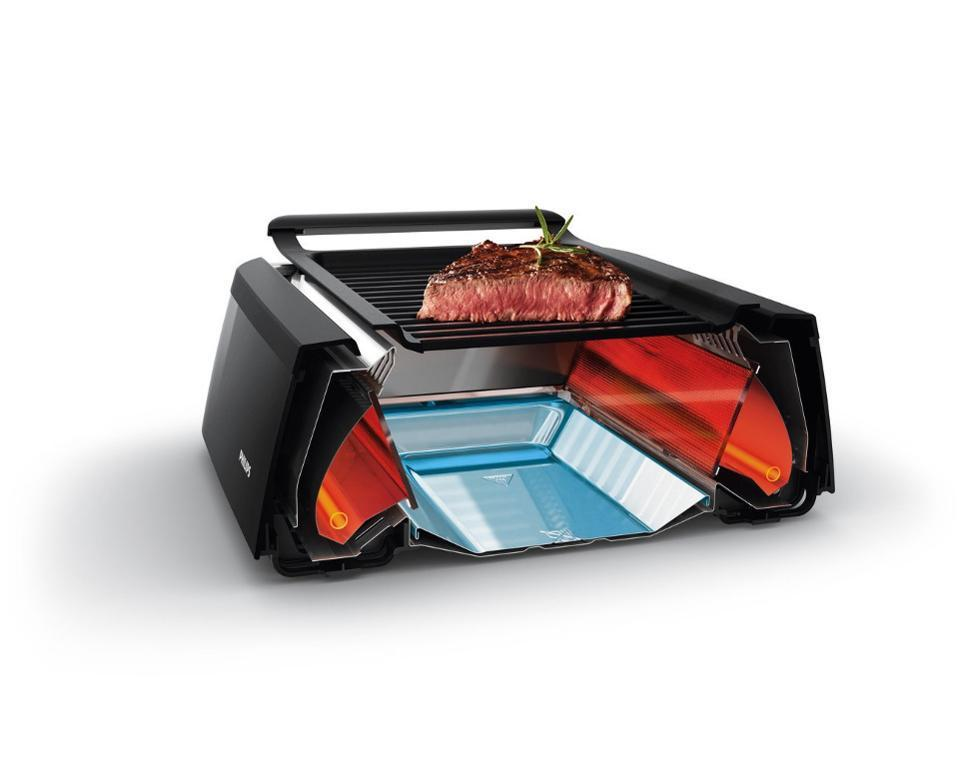Philips Smoke-less Indoor BBQ Grill