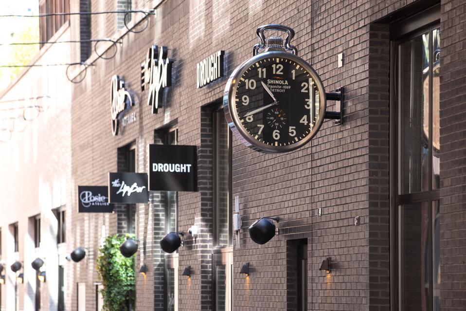 Parker's Alley Detroit