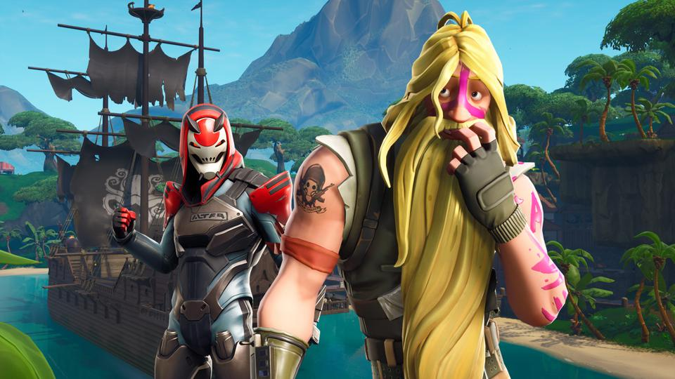 Fortnite Fortbyte 38 Location Accessible With The