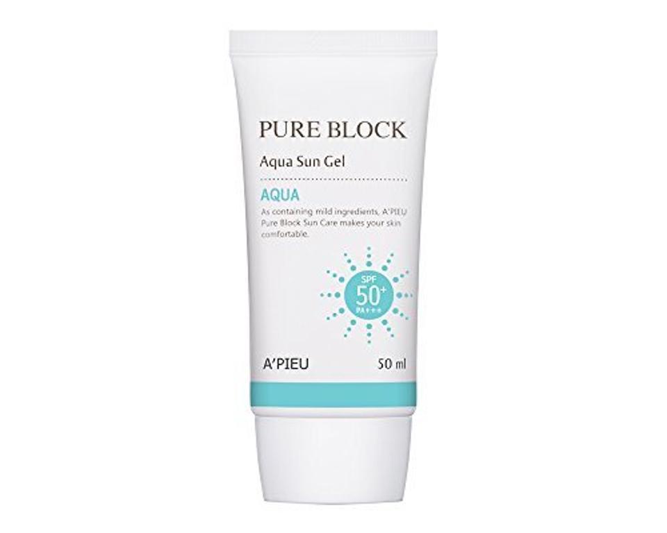 Pure Block Aqua Sun Gel from APIEU