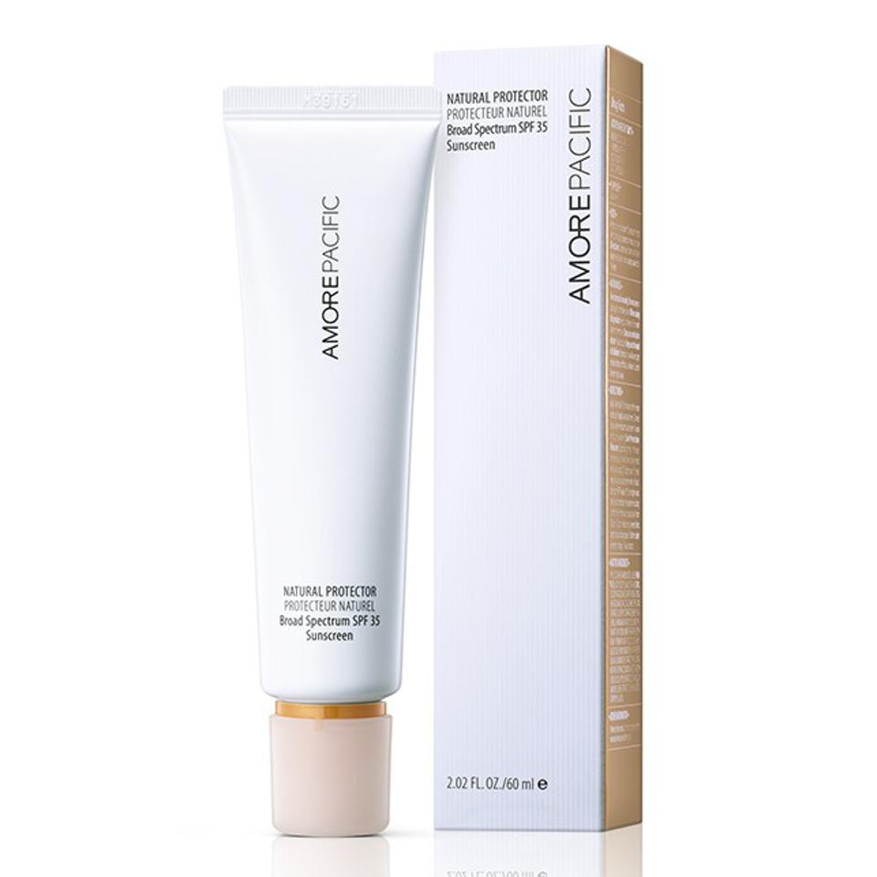 Natural Protector Broad Spectrum SPF 35 Sunscreen from AMORE PACIFIC