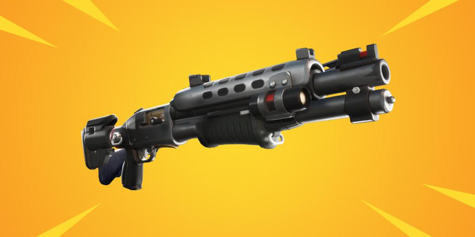 A Powerful New Shotgun Is Coming Soon To 'Fortnite: Battle