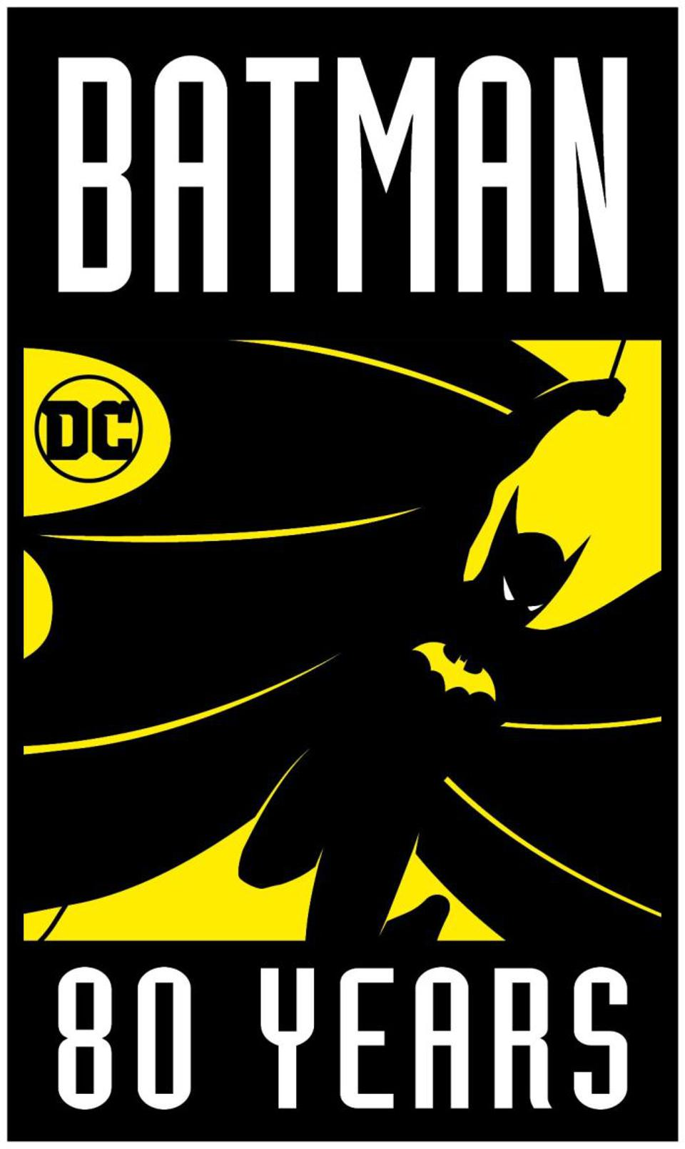 Batman celebrates his 80th anniversary this year