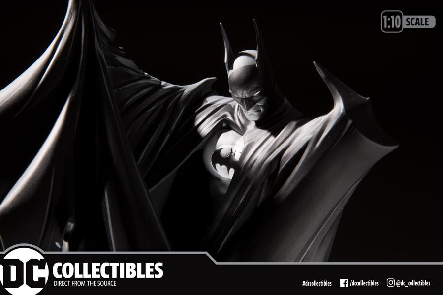 Exclusive: Todd McFarlane Batman Statue Revealed For San Diego Comic Con