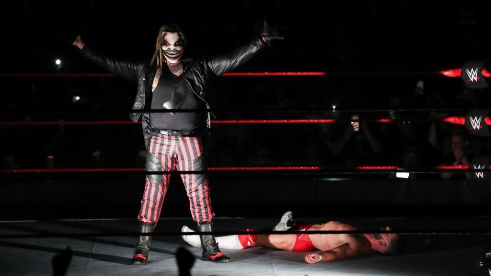 Bray Wyatt as ″The Fiend″