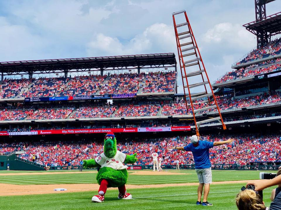 Tyler and the Phanatic