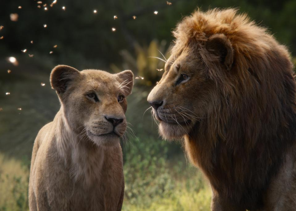 The Live Action Lion King Draws Heavily From The Broadway
