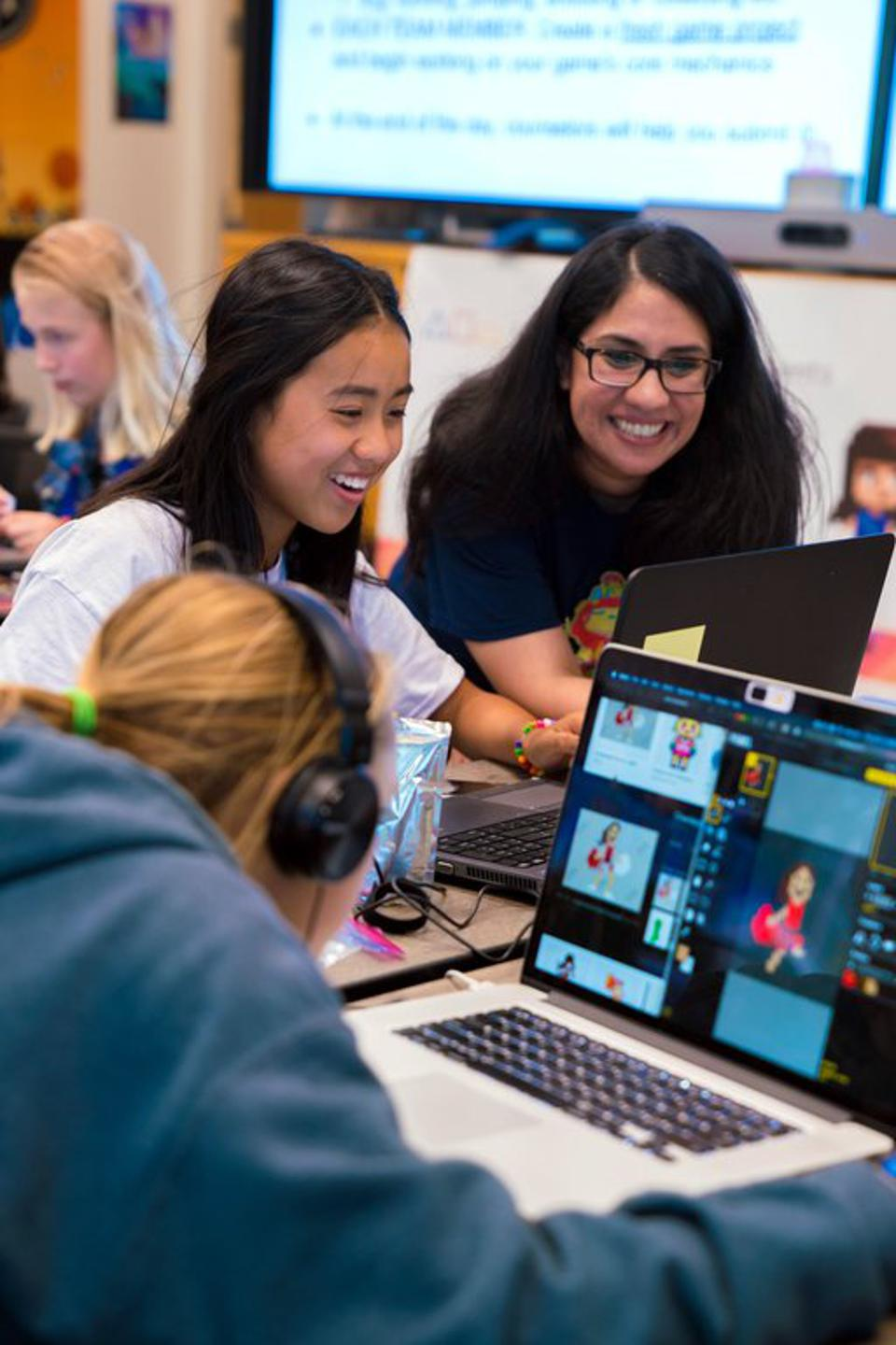 Girls Make Games is currently holding its 2019 Summer Camps.
