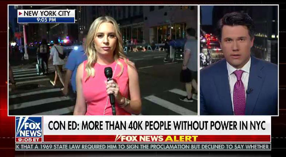 Fox News Channel Leads Cable Ratings For New York City Blackout Coverage