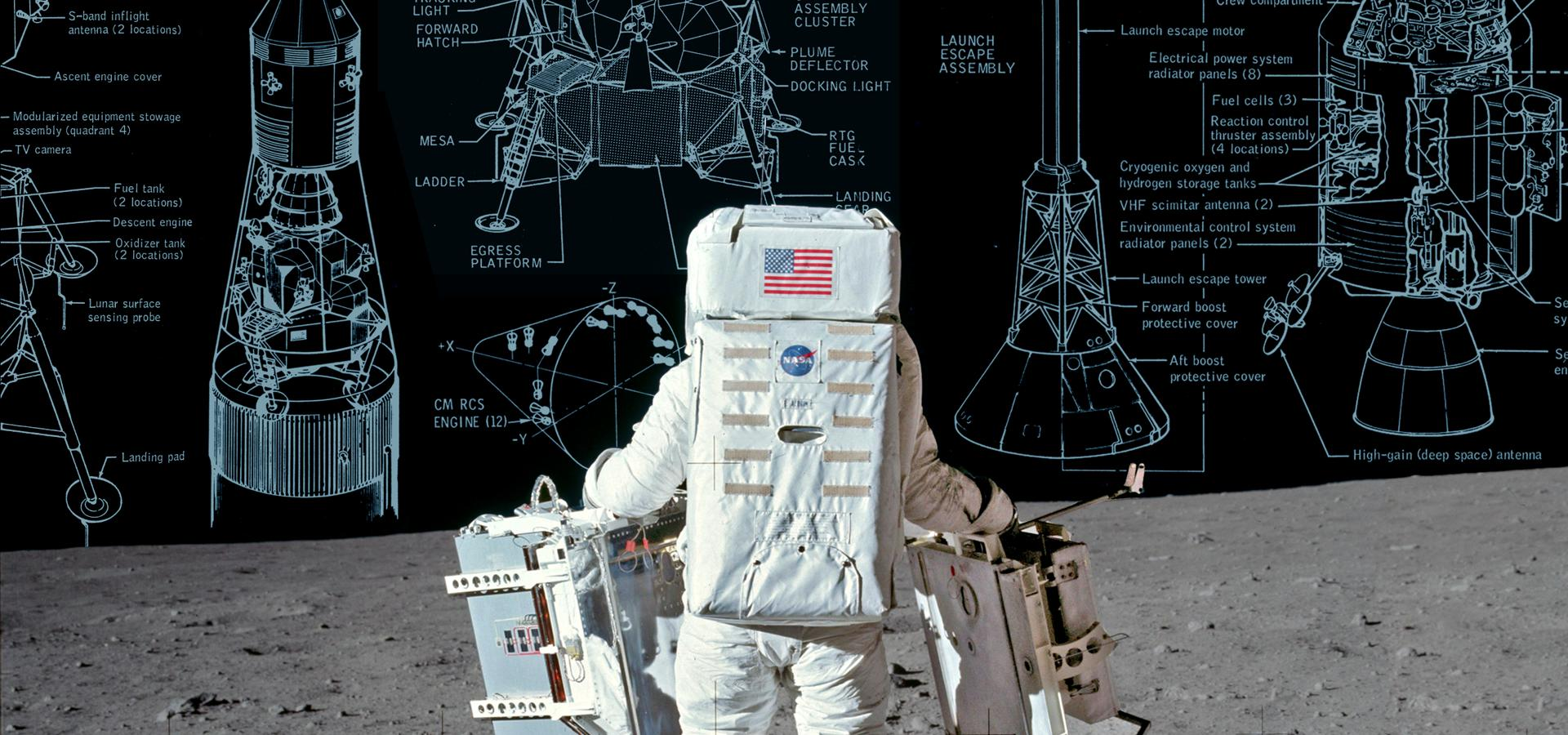 Apollo 11 U2019s 50th Anniversary  The Facts And Figures Behind The  152 Billion Moon Landing