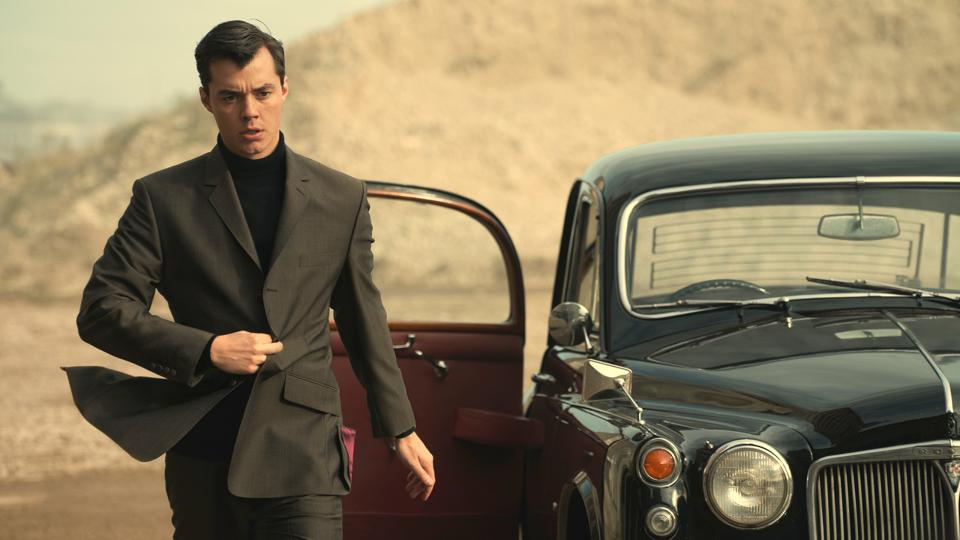 Pennyworth premieres Sunday, July 28th at 9/8c on Epix