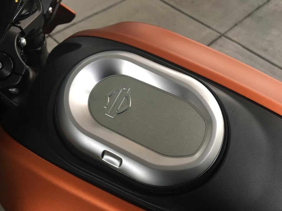 2019 Harley-Davidson LiveWire.