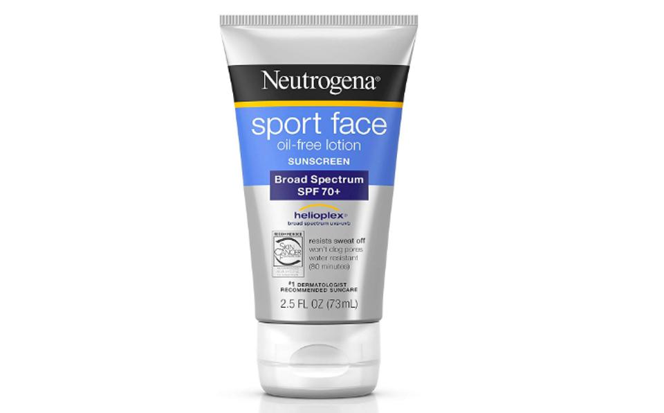 Neutrogena Ultimate Sport Face