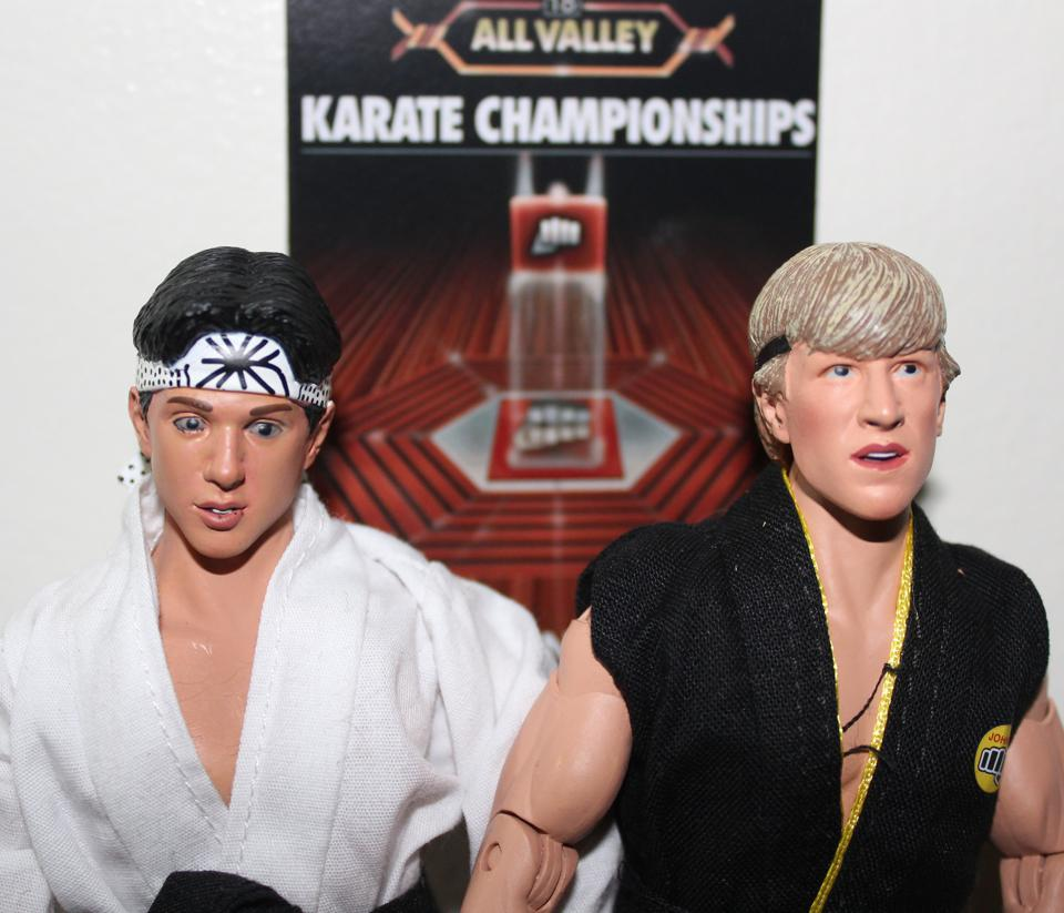 karate champions.