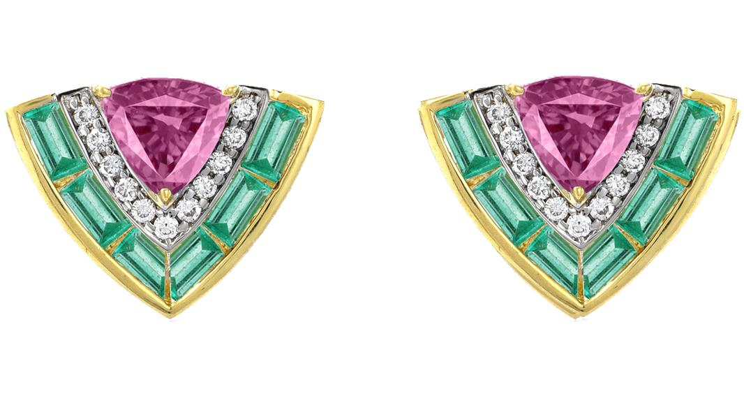 Fine Jewelry Gets Colorful