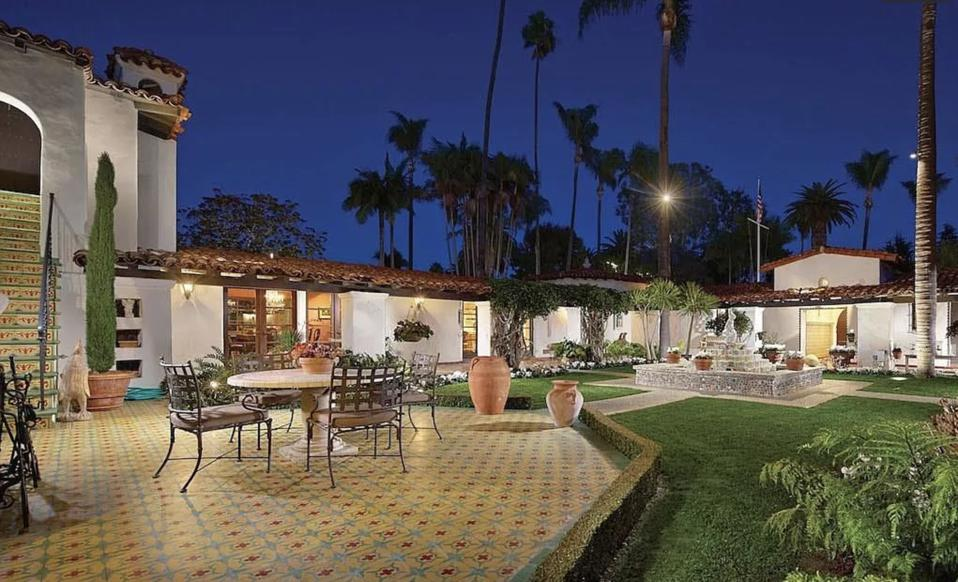 Richard Nixon's California 'White House' Returns To Market