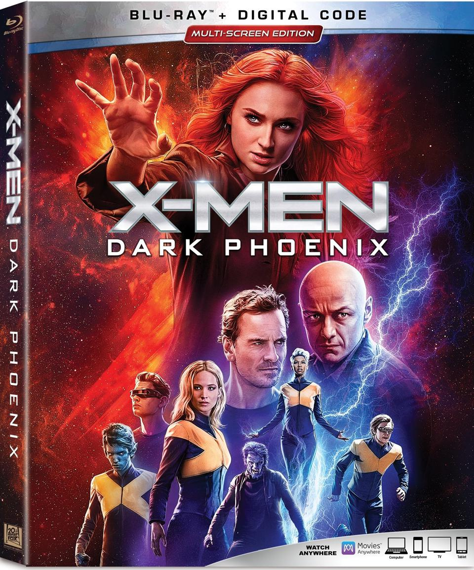 'Dark Phoenix' Will Come To DVD And Blu-Ray With A New And Improved Title