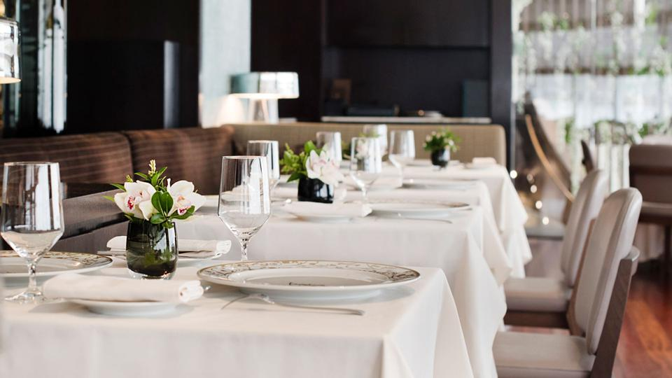 Ai Fiori's dining gallery